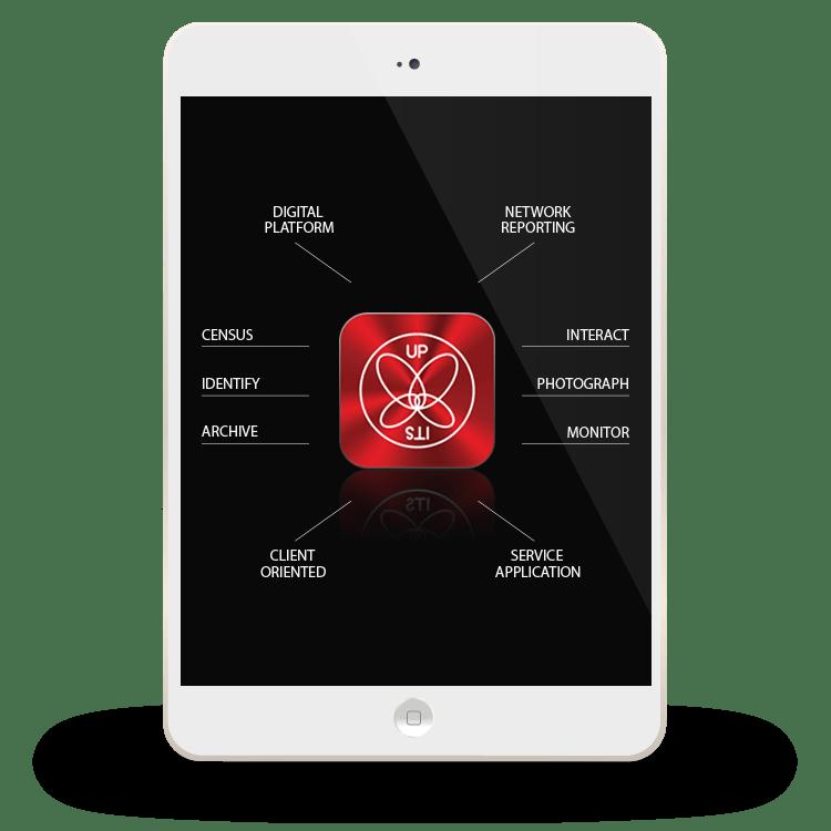 la nostra app dedicata e sviluppata internamente per censire e analizzare tutte le imperfezioni
