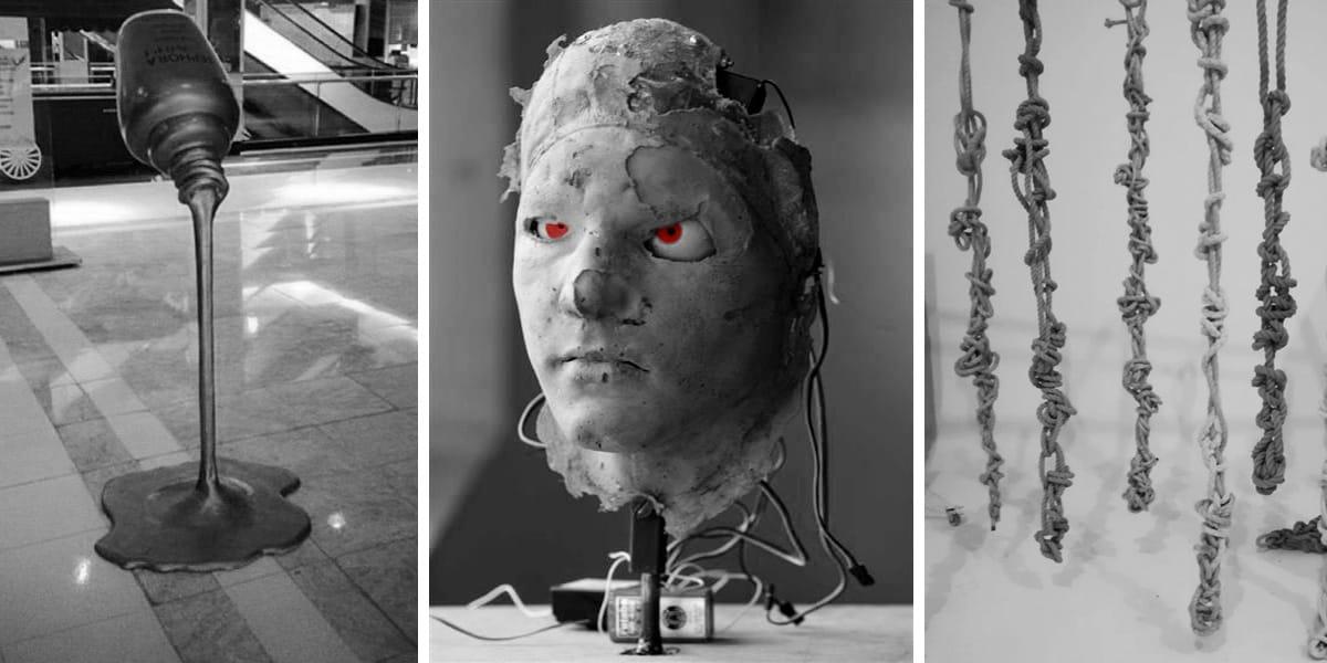 sculture-animatronic- statue- scenografie