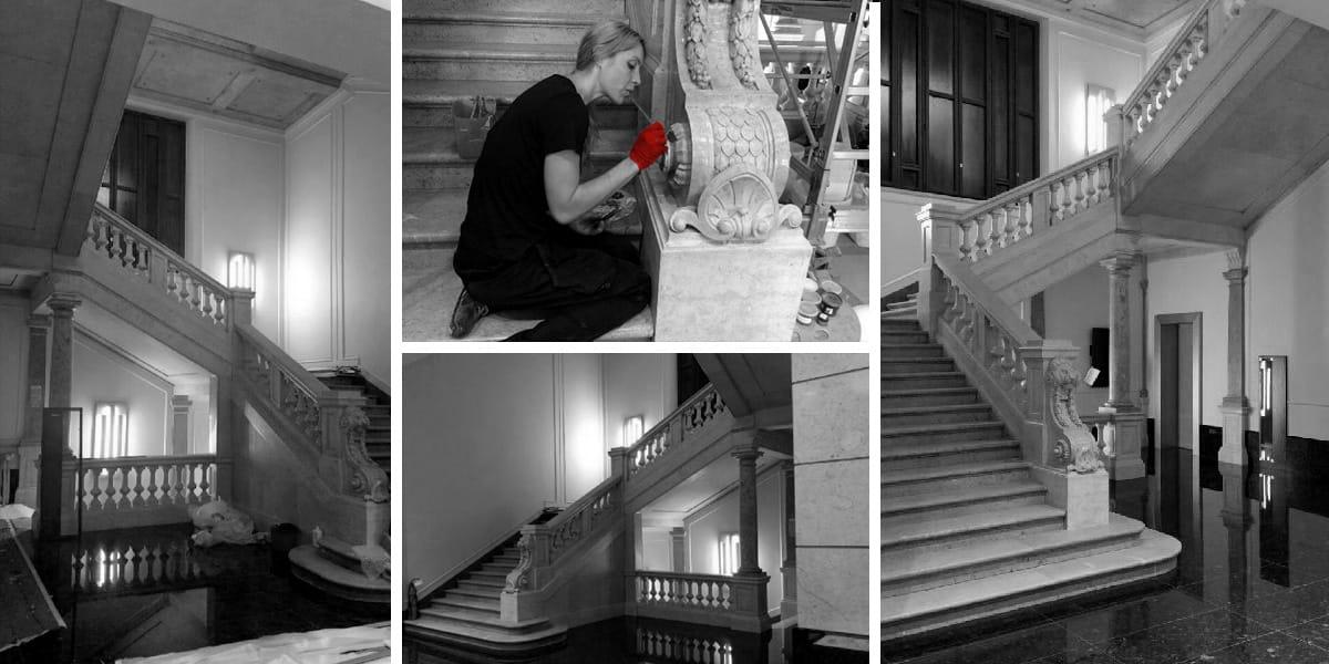 Snagger- lavori-interior- restauro artistico- marzia-ratti